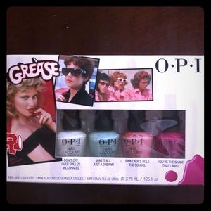 OPI Grease 2018 Summer Mini Collection